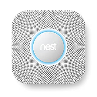 Nest Protect Smoke Plus Carbon Monoxide, Wired 120V S2001LW (B00KLUY4EM) | Amazon price tracker / tracking, Amazon price history charts, Amazon price watches, Amazon price drop alerts