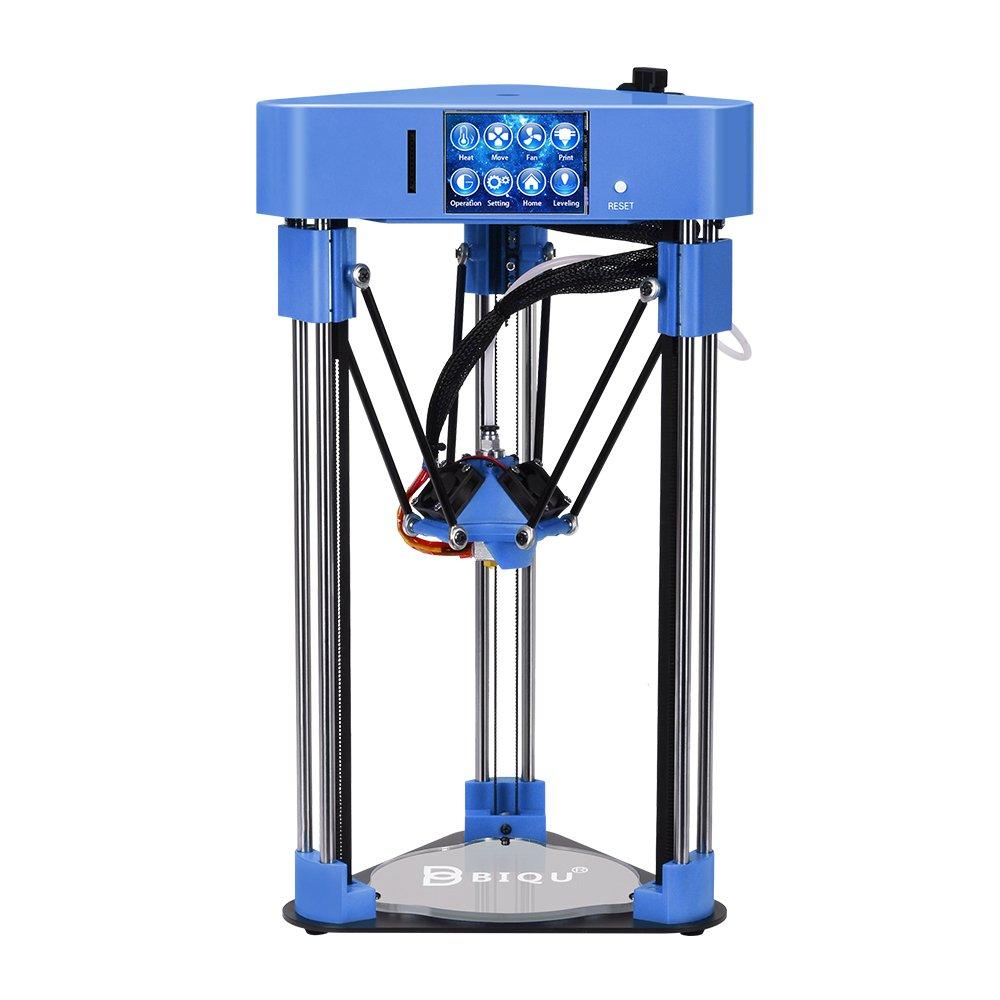 Impresora 3D Delta Rostock (sin necesidad de combinar impresora 3D ...