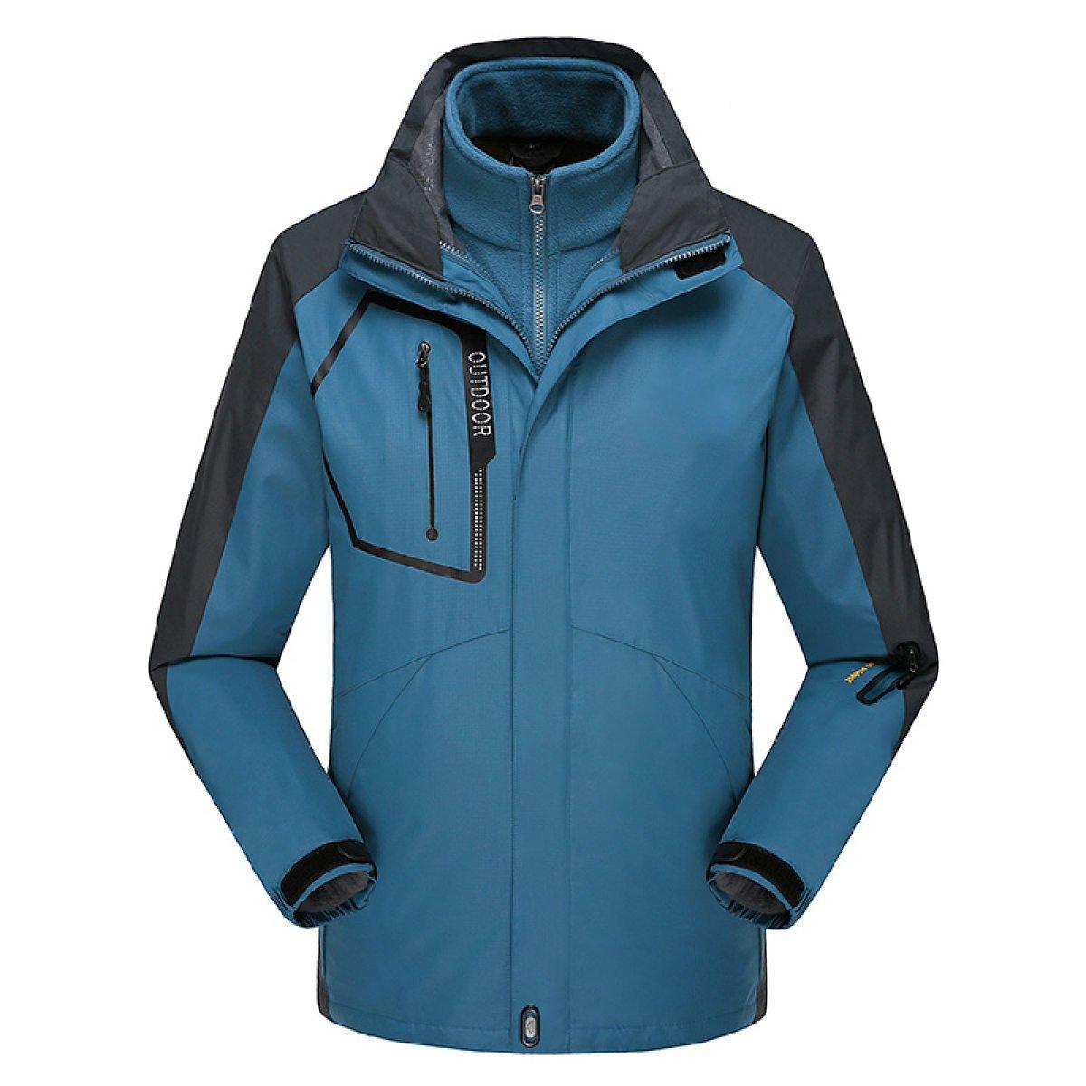 A XXL Imperméable Veste Imperméable Sportswear Design Extérieur à Capuche Soft Shell Camping Randonnée Mountaineer Vestes De Voyage