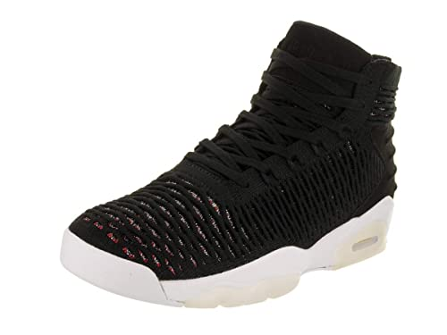 the best attitude 693e5 99c02 Jordan, Uomo, Flyknit Elevation 23, Tessuto Tecnico, Sneakers, Nero   Amazon.it  Scarpe e borse