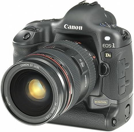 Canon EOS 1 DS - Cámara Réflex Digital 11 MP (Cuerpo): Amazon.es ...