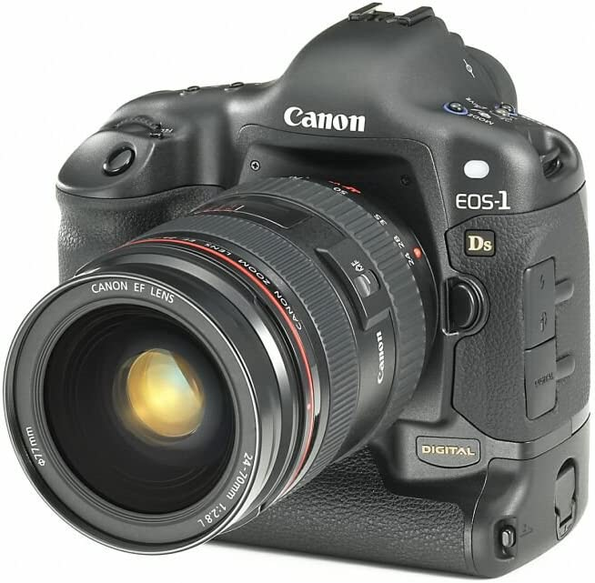Canon EOS 1 DS - Cámara Réflex Digital 11 MP (Cuerpo): Amazon.es ...