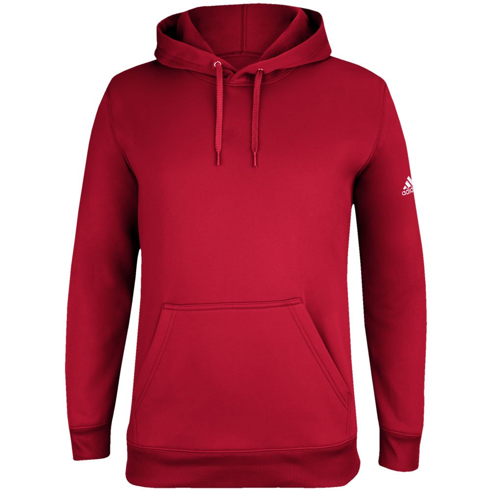 adidas Team Issue Hoodie Red S