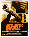 SPI Atlantic Wall The Invasion of Europe June 1944