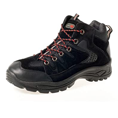 779698d044e Impressionz-Mens Hiking Boots Walking Ankle High Top Trail Trekking Boots  Traners Shoes Size 7-12