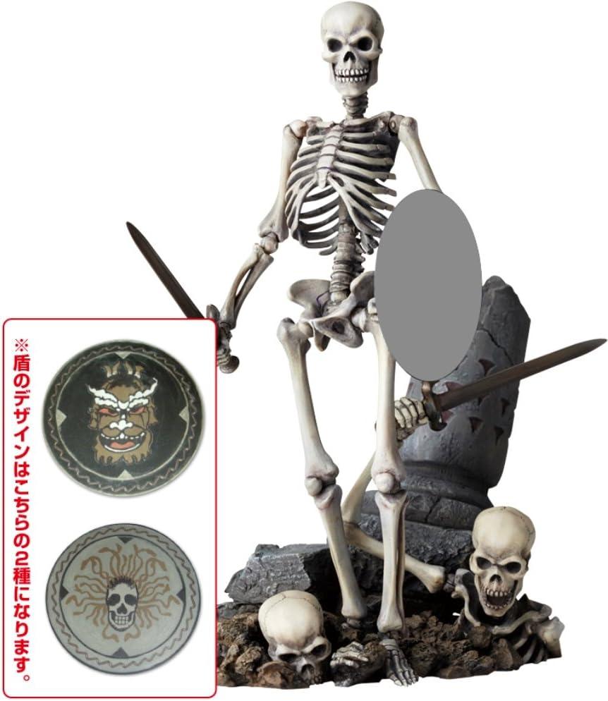 特撮リボルテック 骸骨剣士 2ndバージョン アクションフィギュア
