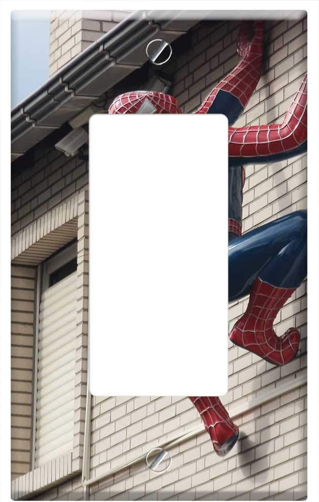 Spiderman Decorative Outlet Light Switch Cover Switch Plate Cover