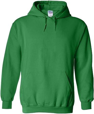 1 Maroon Gildan G18500 Heavy Blend Adult Unisex Hooded Sweatshirt M 1 Royal