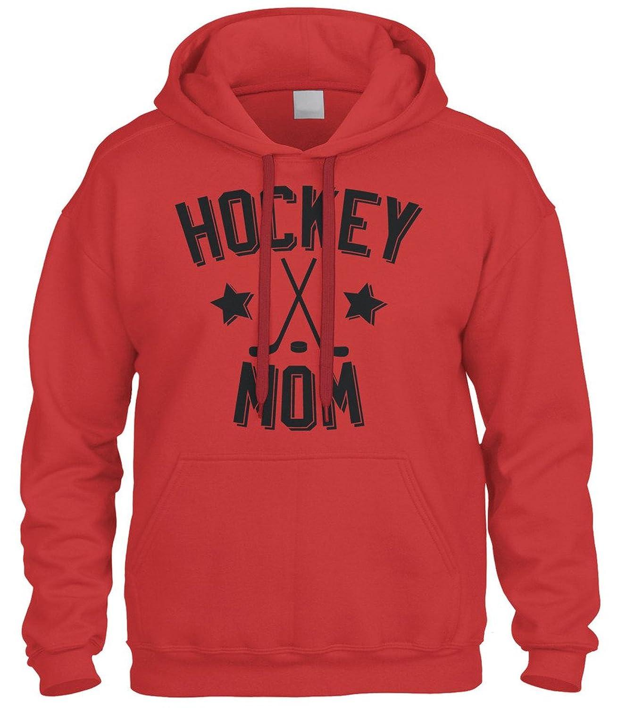 Cybertela Mother's Day Gift Hockey Mom Sweatshirt Hoodie Hoody