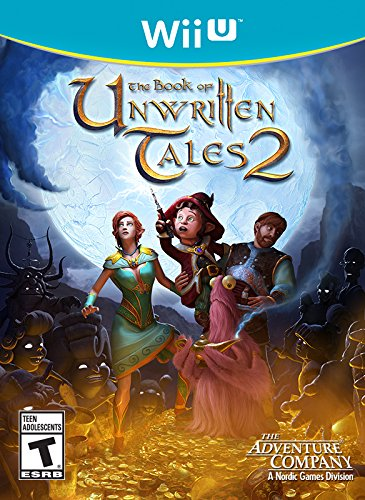 The Book of Unwritten Tales 2 - Wii U (Lotr Return Of The King Pc Game)