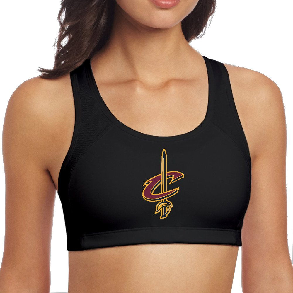 51ca89bb04d Women's Cleveland Cavaliers 2016 Finals Champions Sword Sports Bra Apparel