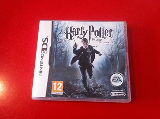 Harry Potter and The Deathly Hallows - Part 1 (Nintendo DS ...