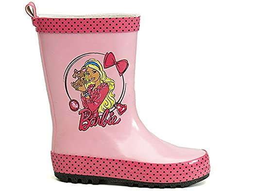 barbie gummistiefel