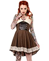 Banned Steampunk Minikleid - Victorian Lace