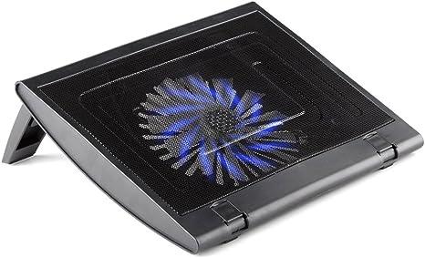 NGS Turbostand - Base de refrigeración para portátil (USB 2.0 ...