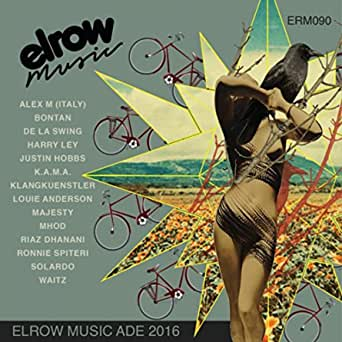 Elrow Music ADE 2016 de Elrow Various Artist en Amazon ...