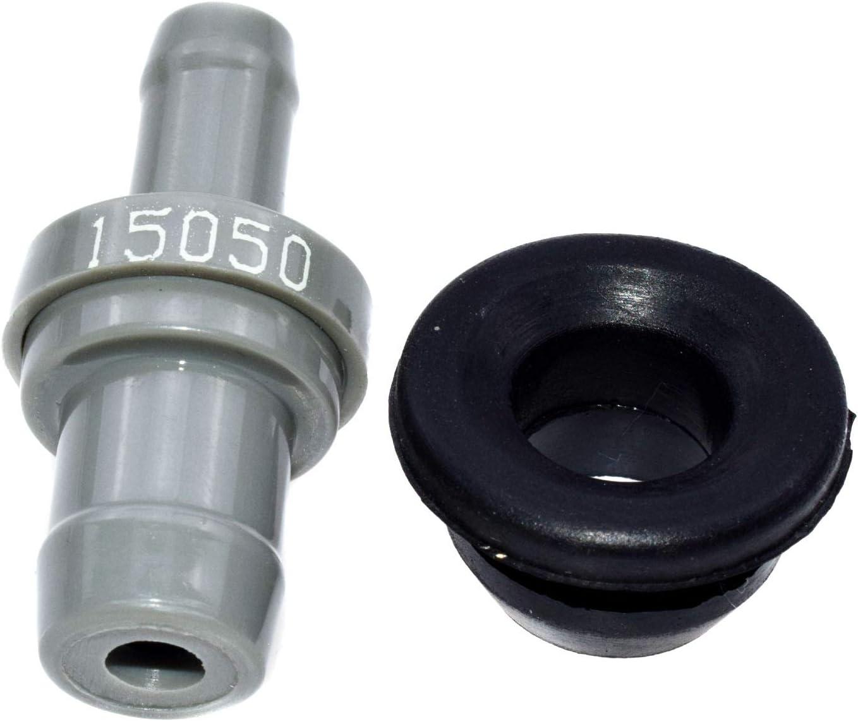 PCV Valve Grommet For Toyota Corolla 93-1997 1.6L 1.8L 12204-15050 90480-18001
