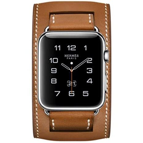 "Apple Watch Hermès Reloj Inteligente Acero Inoxidable OLED 3,81 cm (1.5"")"