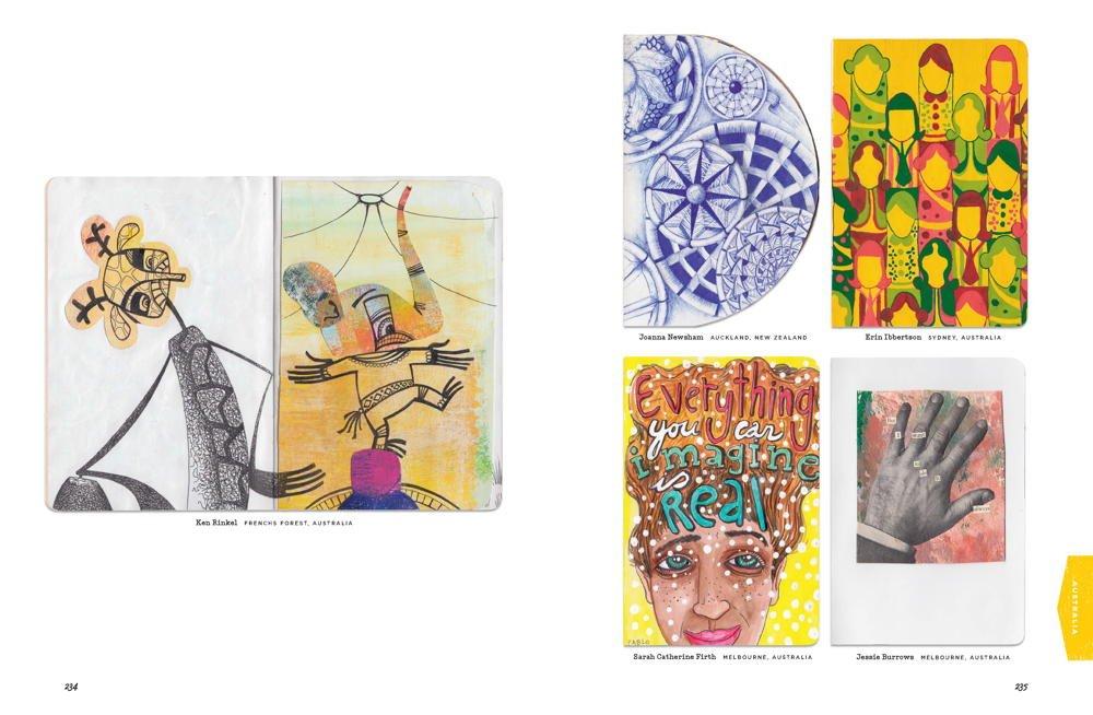 Slide Show: Kurt Vonnegut's Whimsical Drawings
