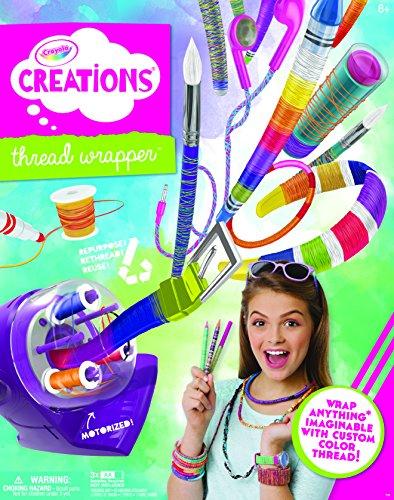 Crayola Thread Wrapper (Wrapper Collection)