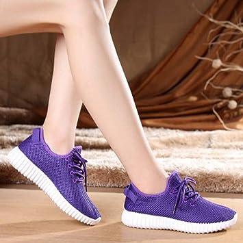 Ysfu Casual Deportivas Zapatillas De Mujer Calzado rprHqX