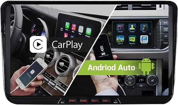 9 Zoll Android 10 Dual Tuner Carplay Android Auto 32gb Elektronik