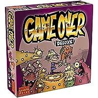 Asmodee KG32DEL - Jeu de Carte - Game Over Deluxe