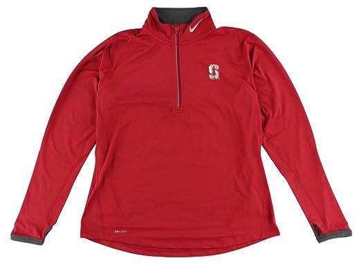 a7e9ce5267 NIKE Stanford Cardinals Women's Dri-FIT Element Top - Junior Women ...