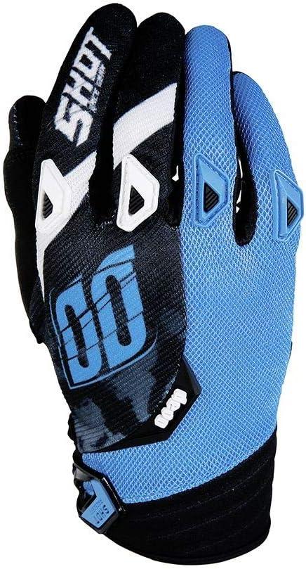 Shot Motocross Handschuhe Devo Squad Blue-12