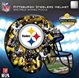 NFL Pittsburgh Steelers 500 Piece Helmet Puzzle