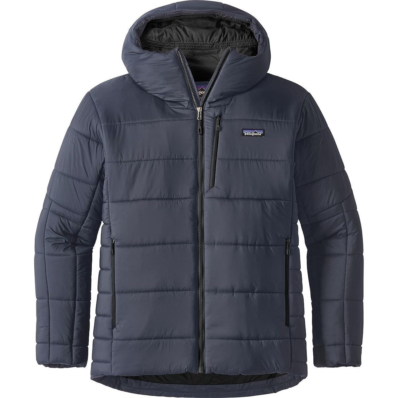 パタゴニア アウター ジャケット&ブルゾン Patagonia Hyper Puff Hooded Jacket Men Smolder Bl 19y [並行輸入品] B075K5VNCN