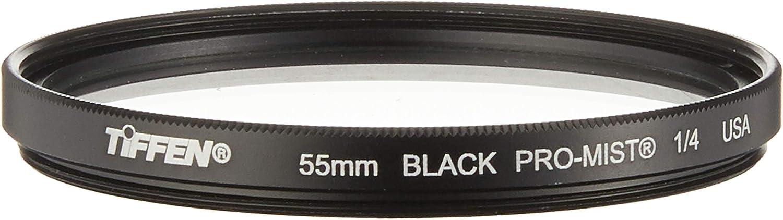 Tiffen Filter 55mm Black Pro Mist 1 4 Filter Kamera