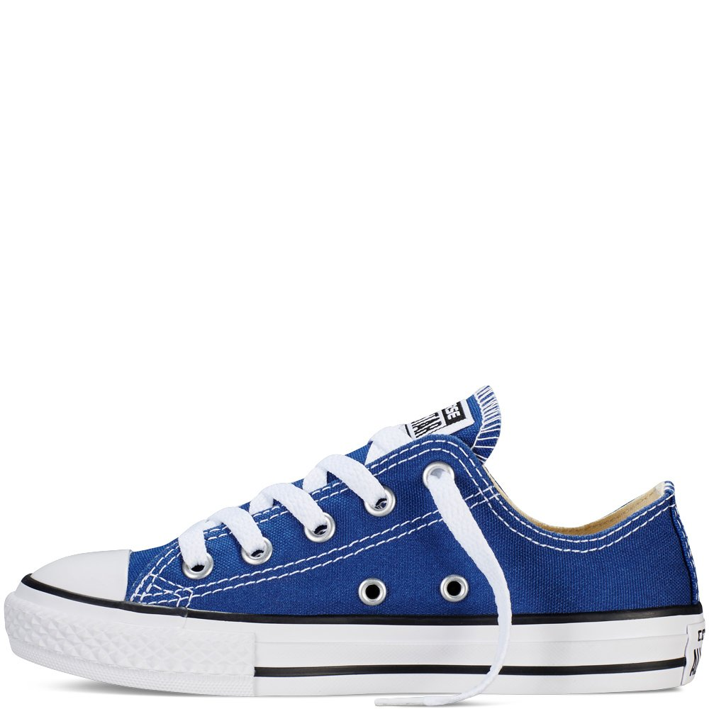 Converse Chuck Taylor All Star Oxford Fashion Sneaker Shoe - Roadtrip Blue - Boys - 3