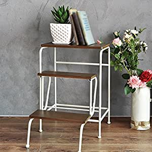 Japanese-style multi-storey flower frame balcony multi-storey floor flower frame flower bed frame folding flower stand