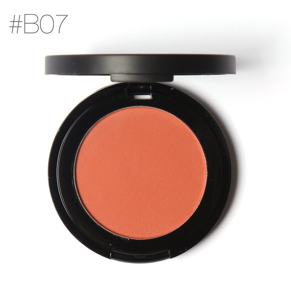 Focallure Facial Mineral Blush Powder Pigment Shade Contour Cosmetic 11 Types (#7)