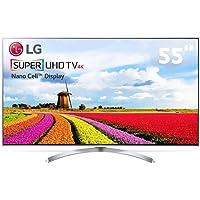 Smart TV LED 4K Ultra HD LG SJ8000 com Wi-Fi, HDR, webOS 3.5 e harman/kardon - 55