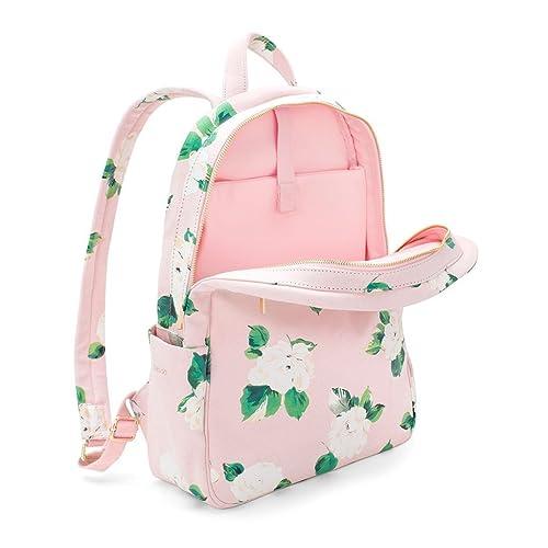 floral Ban.do pink backpack