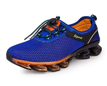 14427e802905c Amazon.com : LUCKY-U Men Running Shoes, Casual Sports Shoes Mountain ...