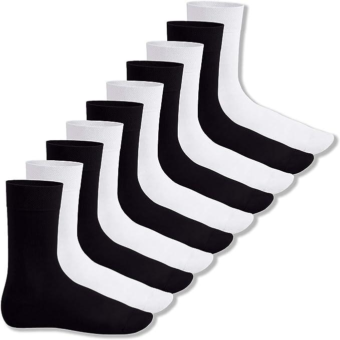 Footstar! - EVERYDAY! 10 pares de calcetines - mujeres | hombres ...