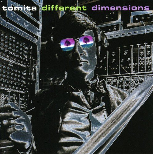 Isao Tomita - Different Dimensions (Anthology) (Remastered)