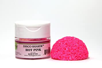 Amazon.com : Disco Dust Hot Pink, 5 grams : Grocery ...