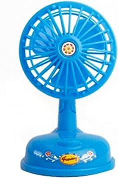 Blancho Mini electrodomésticos Modelo Juguetes para niños Juguetes electrónicos Jugar Juguetes (Ventilador): Amazon.es: Juguetes y juegos