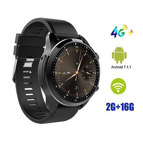 QKa Smart Watch 4G LTE, IP68 Smartwatche Impermeable con ...