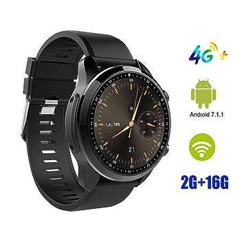 Amazon.com: Reloj inteligente QKa 4G LTE, IP68 resistente al ...