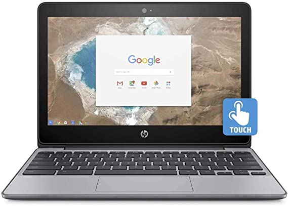 HP Chromebook 11.6in HD Touch Screen with IPS