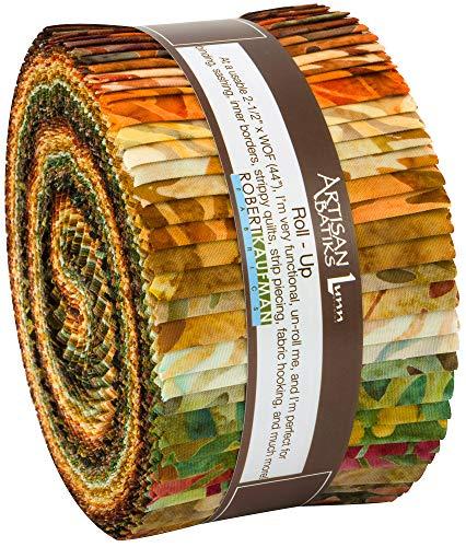 Artisan Batiks: Cornucopia 10 Roll Up 2.5