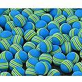 WinnerEco Golf Practice Ball Foam Sponge Indoor Practice Training Balls (50-Pack) by WinnerEco
