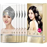 [DAENG GI MEO RI] 5 Pack Easy Self Magic Trick Steam Hair Pack, Natural Repair Rejuvenating Hair Heating Mask for Dry and Damaged Hair, Hair Conditioner & Treatment
