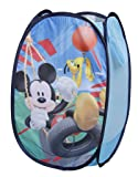 Disney Mickey Mouse Smiles Pop Up Hamper Bedroom