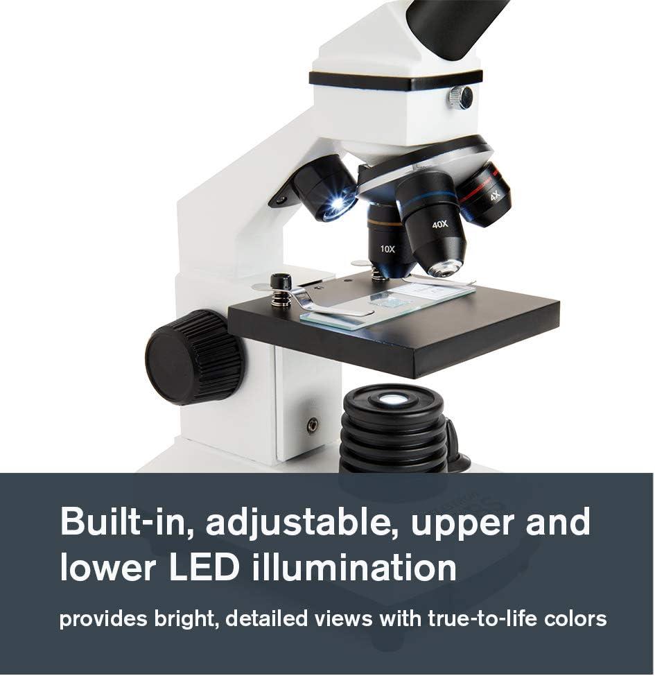 Celestron Labs CM400 Compound Microscope